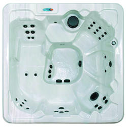Green Bay 7-Person 53-Jet Spa with (2) 4.2 HP BT Pumps and FREE ULTIMATE ENERGY SAVER PACKAGE