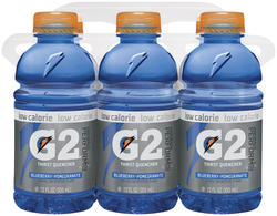 Gatorade G2 Blueberry-Pomegranate Sports Drink - 6-pk