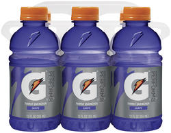 Gatorade Grape Sports Drink - 6-pk