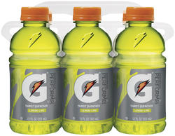 Gatorade Lemon-Lime Sports Drink - 6-pk
