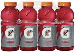 Gatorade Fruit Punch Sports Drink - 8-pk