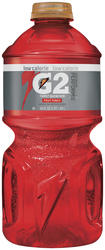 Gatorade G2 Fruit Punch Sports Drink - 64 oz