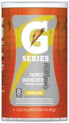 Gatorade Lemon-Lime Powder Drink Mix - 8-pk