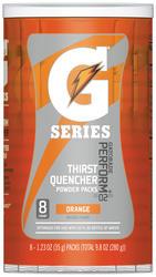 Gatorade Orange Powder Drink Mix - 8-pk