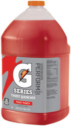 Gatorade Fruit Punch Sports Drink - 1 gal.
