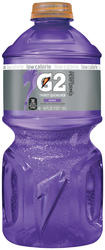 Gatorade G2 Grape Sports Drink - 64 oz