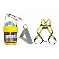 Qualcraft® Bucket of Safe-Tie Kit with 25' VLA
