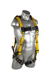 Qualcraft® Guardian Fall Protection™ XL Seraph Harness with Tongue Buckle Leg Straps