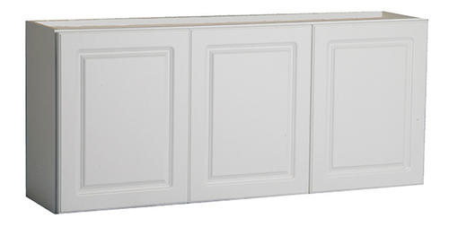 Quality One 54 X 24 White Laminate Laundry Wall Cabinet