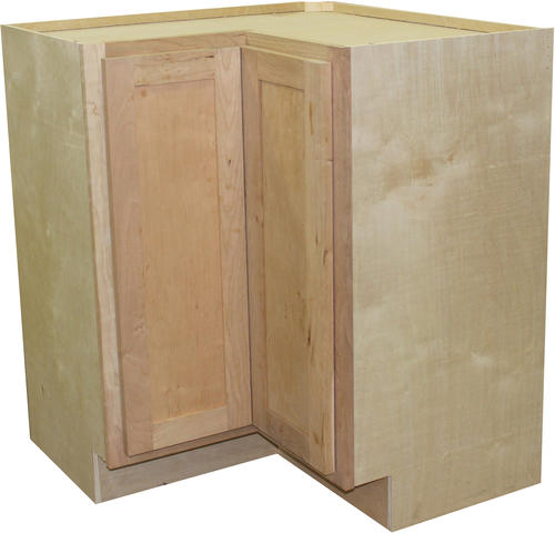 "Menards Unfinished Kitchen Cabinets: Quality One™ 36"" X 34-1/2"" Unfinished Cherry Lazy Susan"