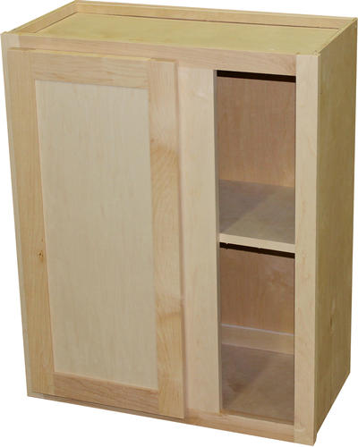 "Menards Unfinished Kitchen Cabinets: Quality One™ 24"" X 30"" Unfinished Maple Reversible Blind"