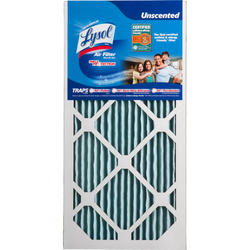 """Lysol 10"""" x 20"""" x 1"""" Triple Protection Furnace Filter"""