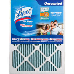 "Lysol 16"" x 20"" x 1"" Triple Protection Furnace Filter"