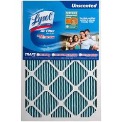 """Lysol 16"""" x 24"""" x 1"""" Triple Protection Furnace Filter"""