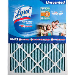 "Lysol 20"" x 25"" x 1"" Triple Protection Furnace Filter"