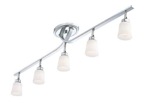 patriot lighting elegant home lydia 44 1 2 polished