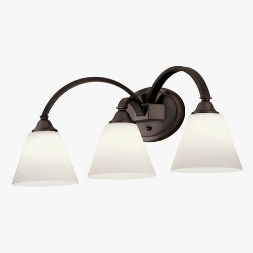 Bathroom Vanity Lights At Menards : Patriot Lighting Plaza Collection 23.5