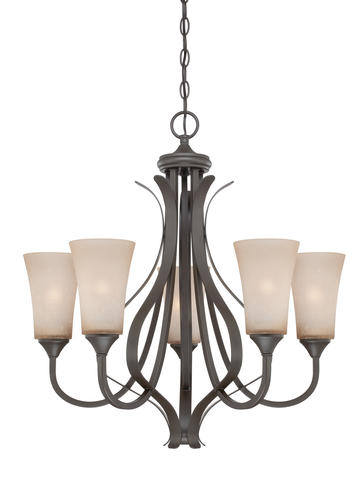 Patriot Lighting Elegant Home Oliver Collection 27 Architectural Bronz