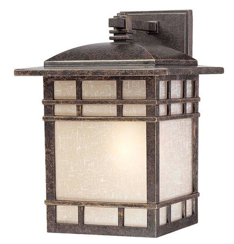 Patriot Lighting Elegant Home Mission 13 Imperial Bronze 1 Light Outdo