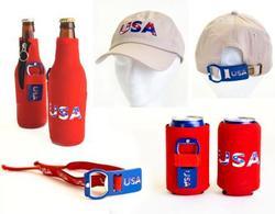 USA Hat Trick Gift Set