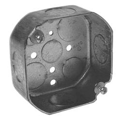 "4"" Octagon Box For Conduit"