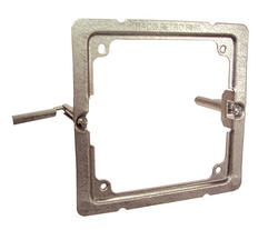 "4"" Square RETRO-RING® For Old Work"