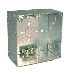 "4"" Square Box For Non-Metallic Sheathed Cable"