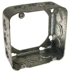 """4-11/16"""" Square Extension Ring For Conduit"""