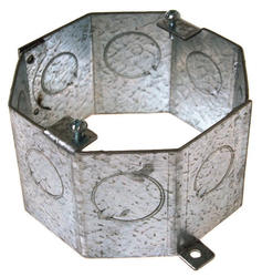 "4"" Concrete Ring For Conduit, 2-1/2"" Deep"