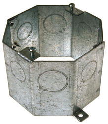 """4"""" Concrete Ring For Conduit, 3"""" Deep"""