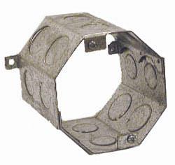 """4"""" Concrete Ring For Conduit, 3-1/2"""" Deep"""