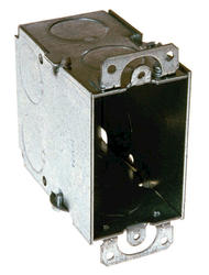 """3"""" x 2"""" Switch Box For Conduit"""