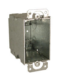 """3"""" x 2"""" Switch Box For MC/Armored Cable/Flex Cable"""