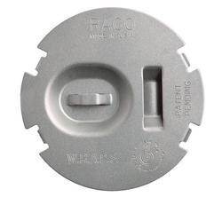 Flat Protection Plate For Round Mudring