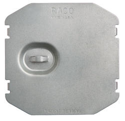 Flat Protection Plate For Two-Device Mudring