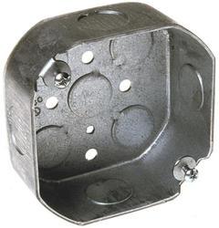 "4"" Octagon Box For Conduit"