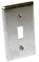 """4"""" x 2"""" Handy Box Cover For Toggle Switch"""