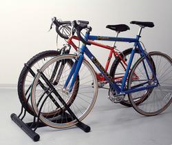 Racor® Floor Bike Stand