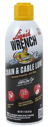 Liquid Wrench Universal Chain & Cable Lubricant