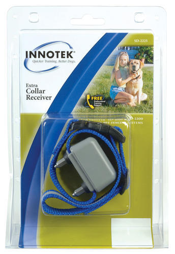 Innotek Rechargeable Micro Sized Dog Fence Receiver Collar