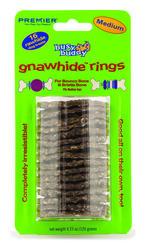 Premier® Busy Buddy® Medium Rawhide Rings