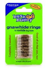 Premier® Busy Buddy® Small Rawhide Rings