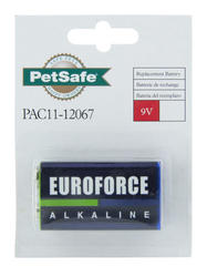 PetSafe 9-Volt Alkaline Battery