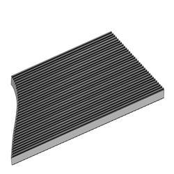 """ASTM Switchboard Class 2 Rubber Insulating Mat 3' x 75' x 1/4"""""""