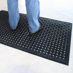 """Uni-Mat All Purpose Rubber Entry Mat 3' x 5' x 3/8"""""""