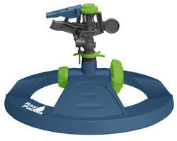 Ray Padula® Plastic Pulsating sprinkler on Circle Base