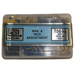 Grip Fast Nail And Tack Assortment - 750 pc
