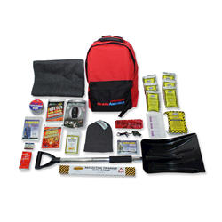 Grab 'n Go 1-Person Cold-Weather Survival Backpack