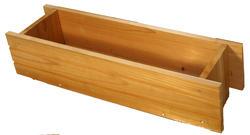 "23"" Cedar Window Box Planter"