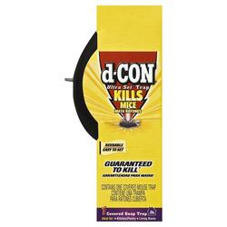 d-CON® Ultra Set Covered Mouse Trap